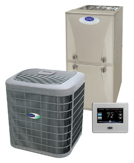 Carrier Furnace AC Repair and Furnace Repair and Thermostat Installation